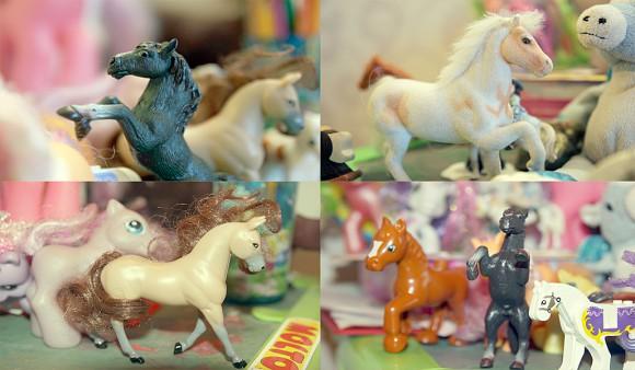 Коллекция лошадок