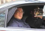 Муж Алсу и Стивен Сигал оторвались в злачных заведениях Москвы