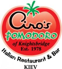 """Italian Restaurant & Bar """"Ciro's Pomodoro"""""""