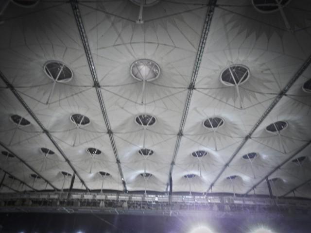 Крыша стадиона