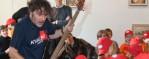 """Мастер-класс от Алексея Когана """"Детям о джазе доступно и с улыбкой"""""""