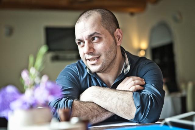 """""""Родившись в Апули, Италия, и поработав в Лондоне, я уже пять лет живу в счастливом браке с украинкой, у нас двое замечательных детей"""""""