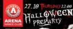Halloween Preparty