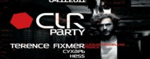 Clr Party with Terence Fixmer  live