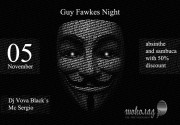 Gay Fawkes night