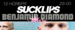 Sucklips:Crystals & Diamonds