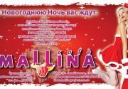 Приглашаем провести Новогодние праздники в MaLLina Cafe