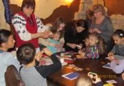 4 лютого 2012 в кав'ярні Золотий Дукат відбувся майстер-клас з виготовлення ляльки берегині
