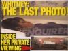 В прессу попало фото Уитни Хьюстон в гробу. ФОТО