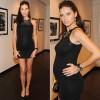 Очаровательная Адриана Лима похвасталась беременным животиком