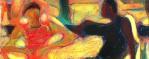 Персональная выставка живописи Оксаны Мась