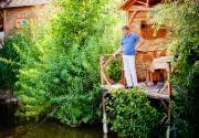 Загородный ресторан «Матрёшка» приглашает на рыбалку