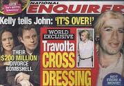 Джон Траволта любит переодеваться в женскую одежду