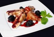 Нежная телятина с фуа-гра от ресторана «Чумацкий Шлях»