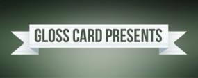 Подарки по Gloss card