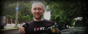 11 июля - упаковка пива и фирменная футболка Tuborg по Gloss card