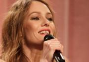 Ванесса Паради вышла в свет впервые после разрыва с Джонни Деппом