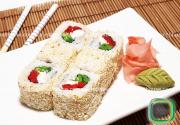 Обед вегетарианца: легкость вкусов от РоллХаус