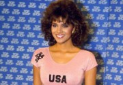 Холли Берри боролась за корону Мисс Мира