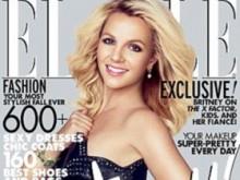 Бритни Спирс украсила обложку Elle