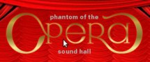 Opera Sound hall