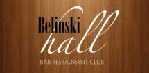 Belinski hall