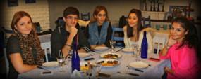 28 октября - Мастер-класс от шеф-повара ресторана Mama Amarga по Gloss card