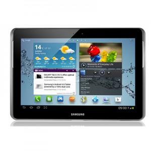 Samsung Galaxy Tab II 10.1 (GT-P5100) Titanium Silver UA UCRF