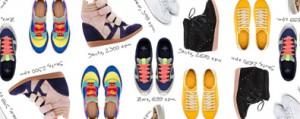 45 пар спортивной обуви на лето для М и Ж