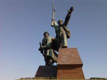 Памятник Солдату и Матросу