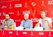 Состоялась пресс-конференция с Роджером Корманом