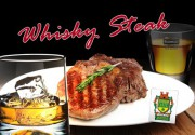 Whisky Steak от Golden Gate Pub