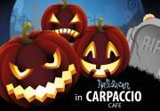 Halloween в Carpaccio Café на Софиевской