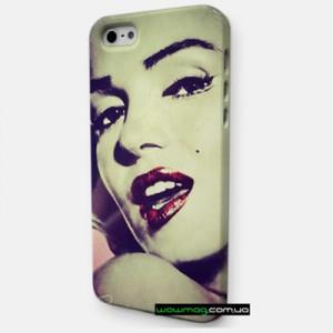 """Чехол """"Монро"""" для iPhone 4\4s\5\5s"""