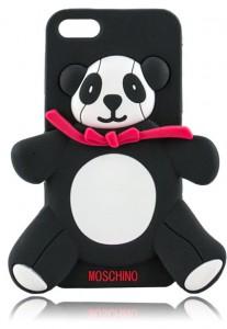 Оригинальные брендовые чехлы для iphone 5-5S Moschino PANDA