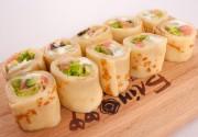 Зимняя коллекция блюд от ресторанов «Блинофф» Сезон 2013-2014