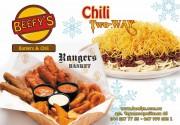 Новогодние праздники в американском ресторане «Beefy`s»