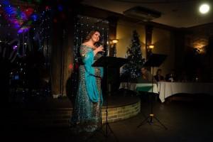Рождественская музыкальная феерия  украинской оперной певицы Алены Гребенюк