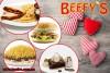 Американский ресторан «Beefy`s»в День Святого Валентина предложит всем влюбленным гостям  бесплатно коктейли