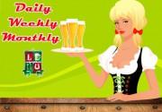 Каждый день - праздник! Lucky Pub Weekly