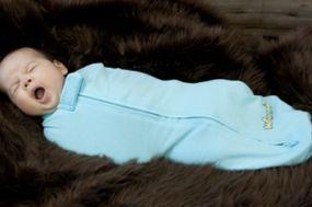 Обзор пеленки на молнии Woombie - необычного изобретения для самых маленьких