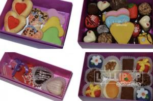 Где в Киеве найти кондитерские изделия ко Дню Святого Валентина?