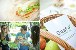 GUSTOFineSandwiches &  Salads