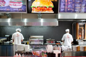 Обзор нового фаст-фуд-ресторана Lavash Center