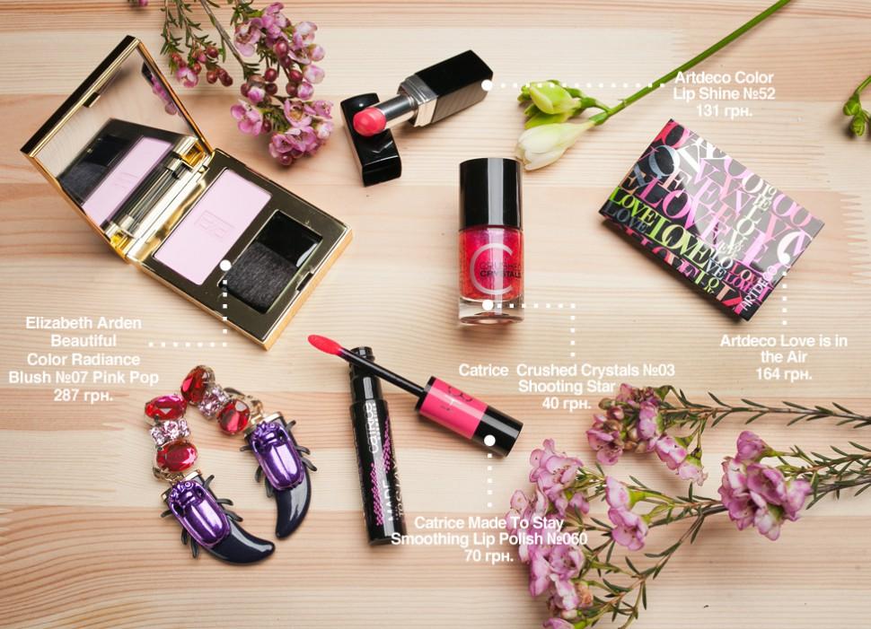 косметика, весна, www.letu.ua тест