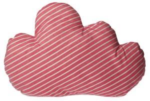Подушка «Тучка» — розовая