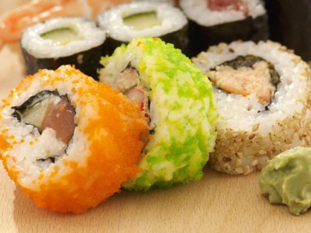 Японская кухня. Фото: www.goodfon.ru.
