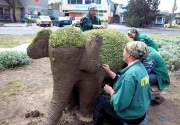 Одессе вернули слона (ФОТО)