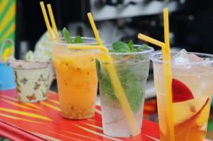 Уличные напитки: где утолить жажду этим летом?
