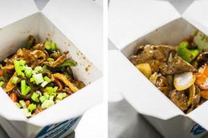 Как это происходит? Доставка китайской еды Bruce Lee